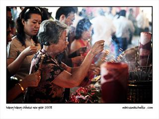2008 Chinese New Year Celebrations at the Nanhua Buddhist Temple in Bronkhorstspruit photographed by Marcus Maschwitz