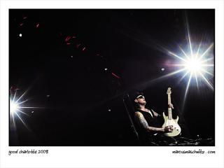 Good Charlotte performing live in Johannesburg South Africa photographed by Marcus Maschwitz