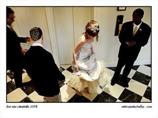 Colin Campbell and Justine Campbell were married at the Westcliff Hotel on the 29th of March 2008 photographed by Marcus Maschwitz