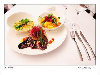degustation dining at faff restaurant in norwood photographed by marcus maschwitz