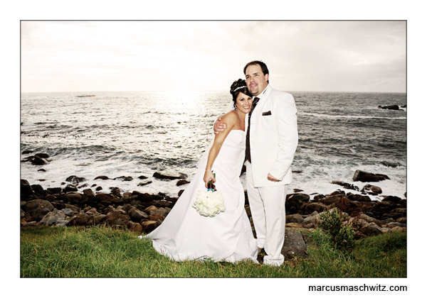 newly weds in cape town photographed by marcus maschwitz