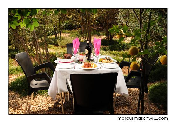 Olive Garden Lunch Marcus Maschwitz Photography