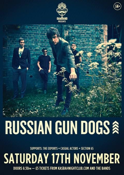 russian-gun-dogs-poster