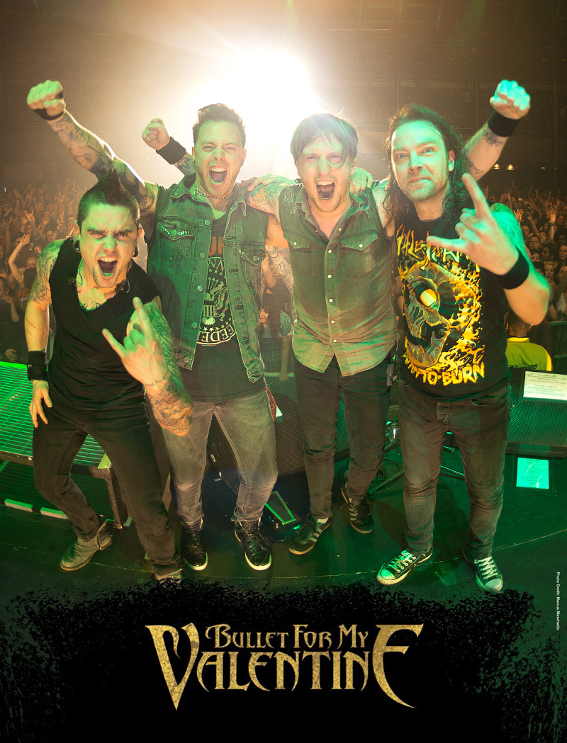 bullet for my valentine 2014 wwwpixsharkcom images