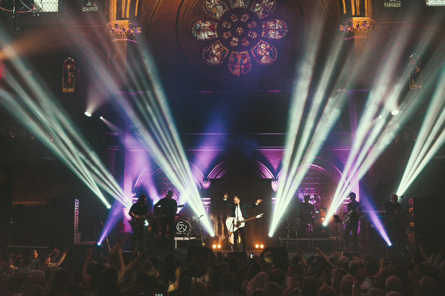 Derek Ryan at Union Chapel