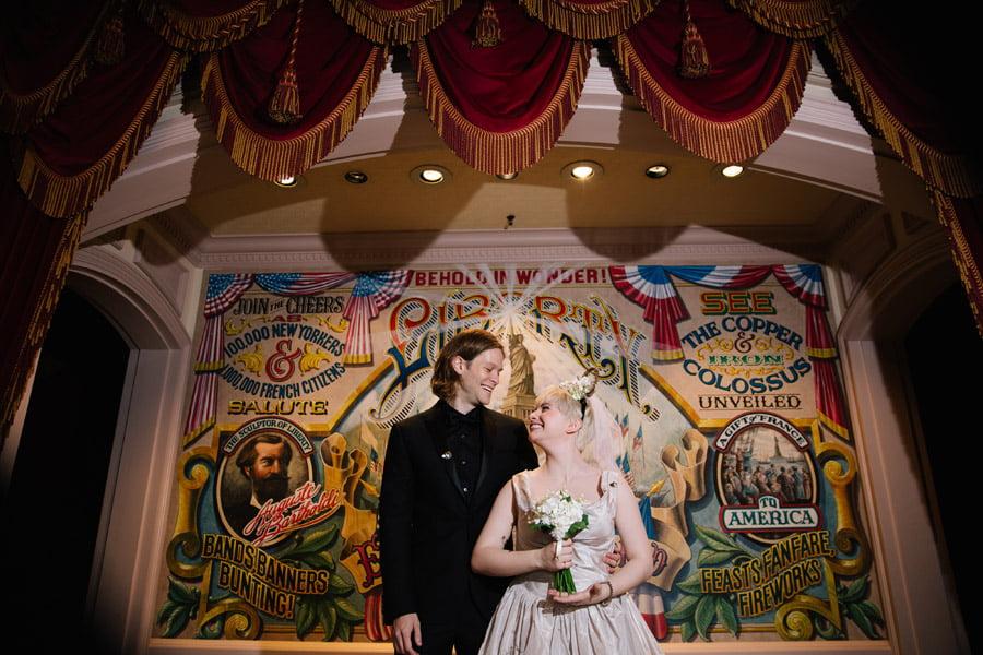 Disneyland Paris Wedding Photography by Marcus Maschwitz