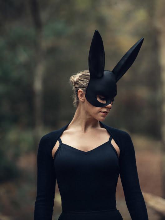 Liz Denton ballet teacher portrait photographed by Marcus Maschwitz