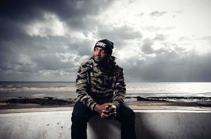 Zuby rapper portrait photographed by Marcus Maschwitz