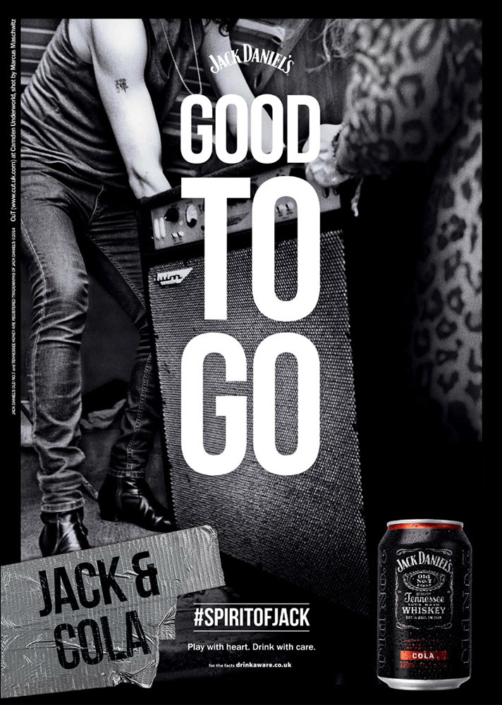 Good To Go by Jack Daniel's photographed by Marcus Maschwitz