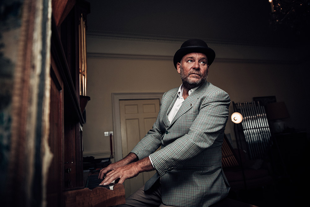 James Taylor for Audio Network photographed by Marcus Maschwitz