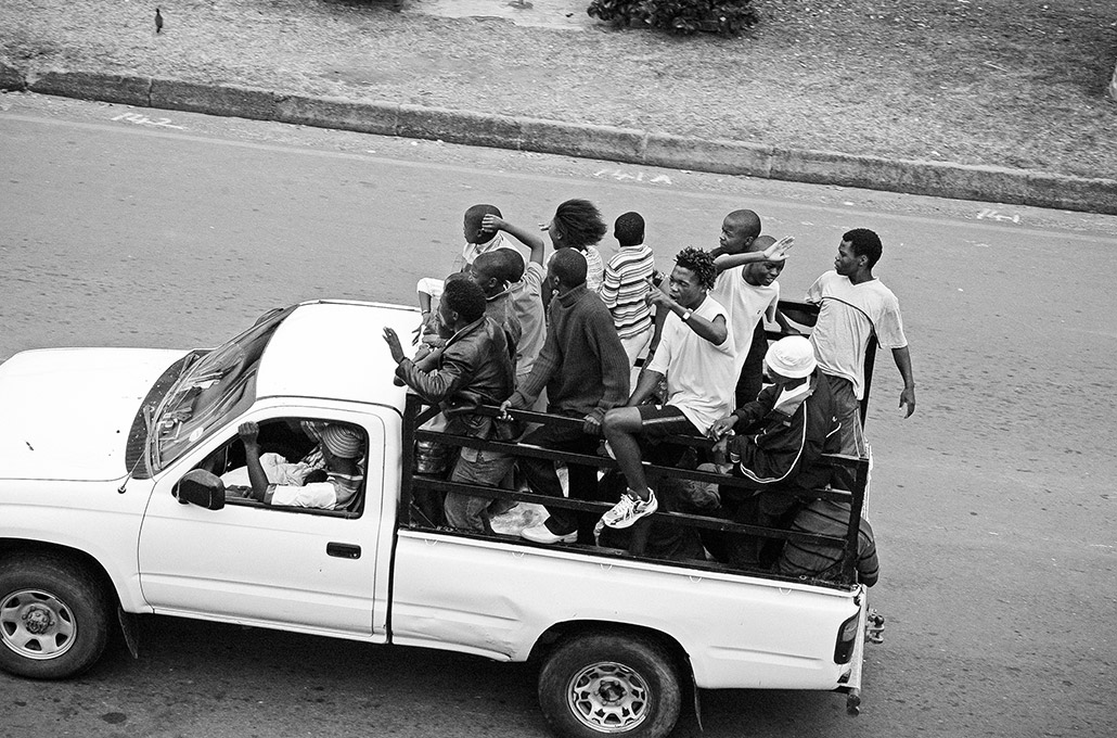 Transport in South Africa photographed by Marcus Maschwitz