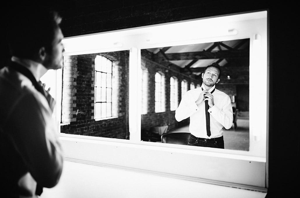 Joe Blackman portrait photographed by Marcus Maschwitz