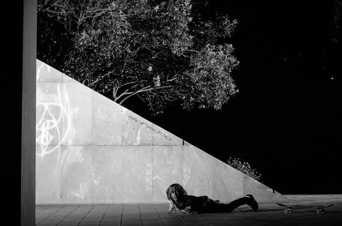 Braxton Haines injury photographed by Marcus Maschwitz