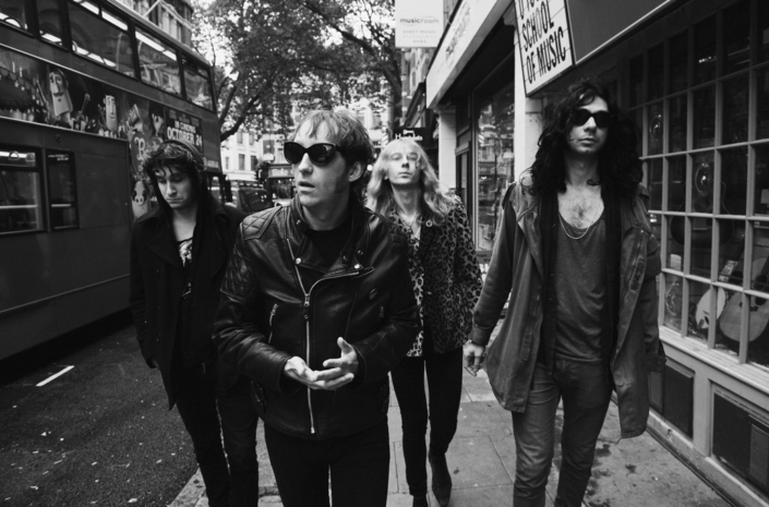 CUT walking down Dean Street in London photographed by Marcus Maschwitz