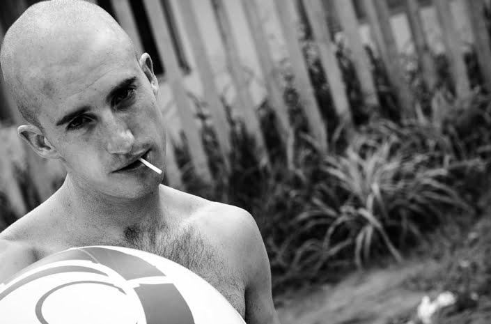 Gavin Scott on DVS photographed by Marcus Maschwitz