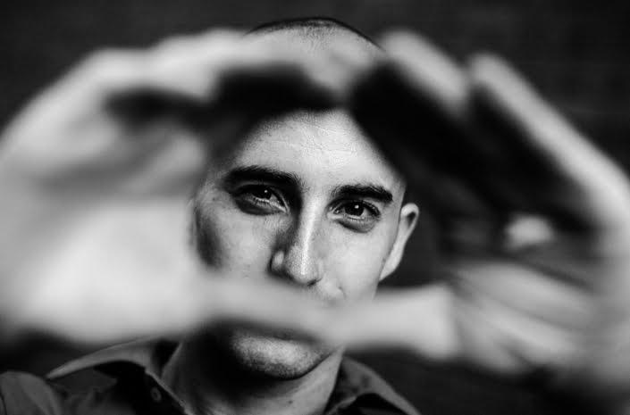 Gavin Scott portrait photographed by Marcus Maschwitz