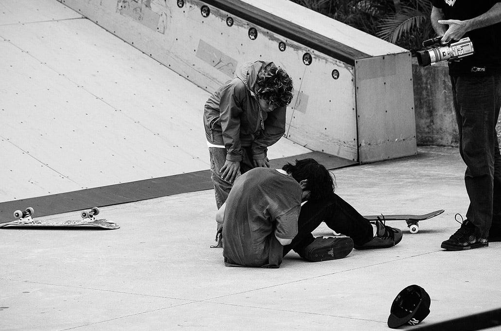 Simon Stiptich skate slam photographed by Marcus Maschwitz