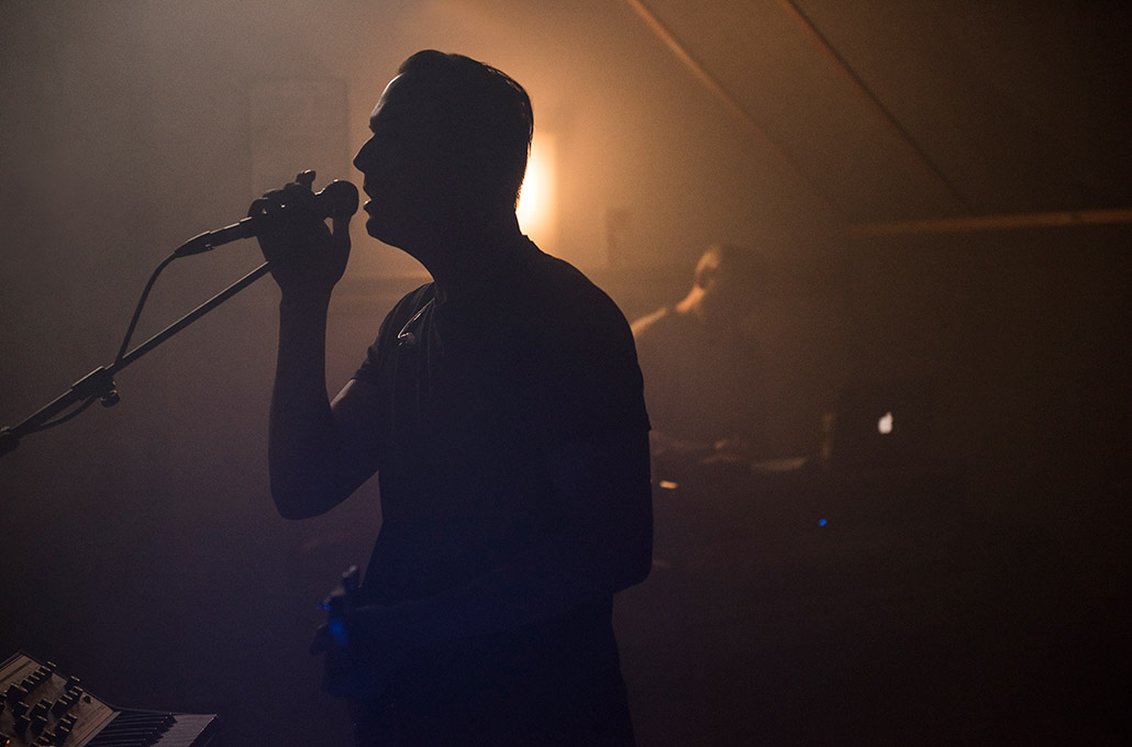 Intimate live session with Tyron Layley photographed by Marcus Maschwitz
