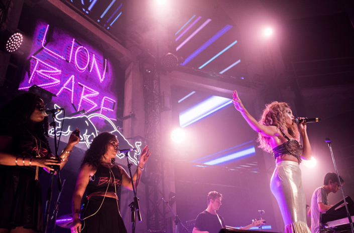 Red Bull Future Underground Lion Babe photographed by Marcus Maschwitz