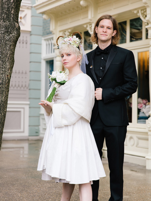 Rob and Syd Disney wedding photographed by Marcus Maschwitz