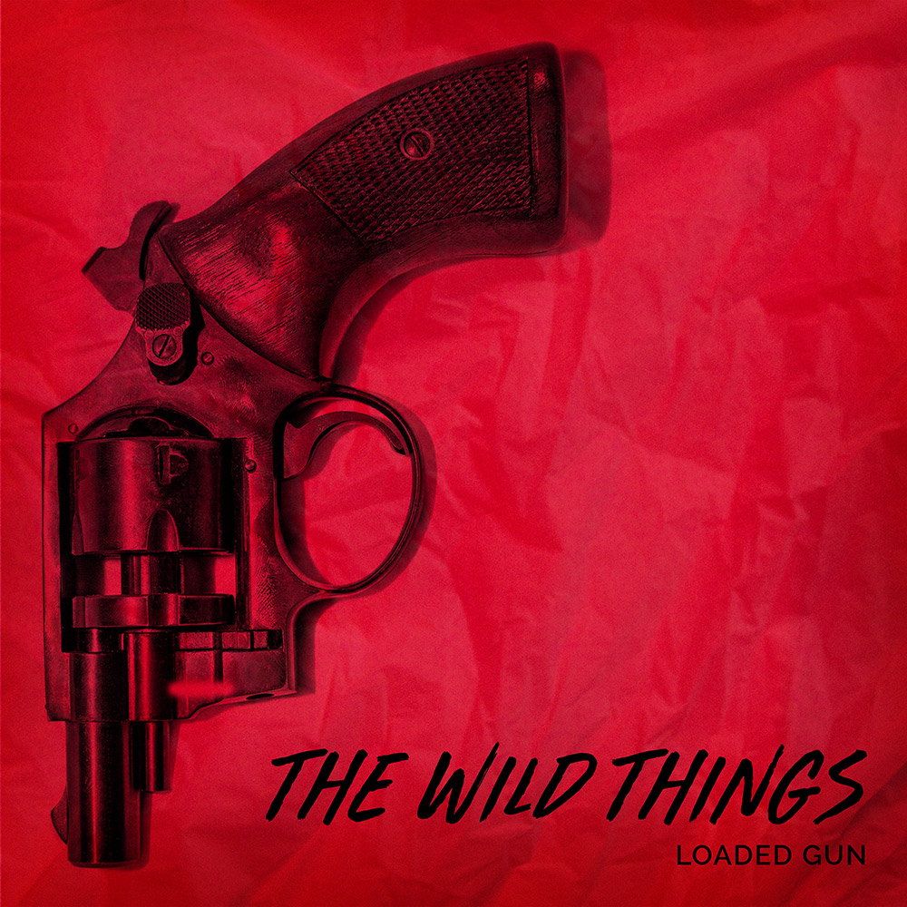 The Wild Things single artwork for Loaded Gun photographed by Marcus Maschwitz