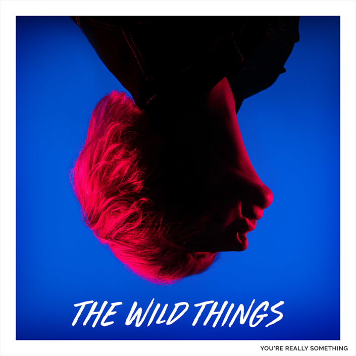 The Wild Things album artwork for You're Really Something photographed by Marcus Maschwitz