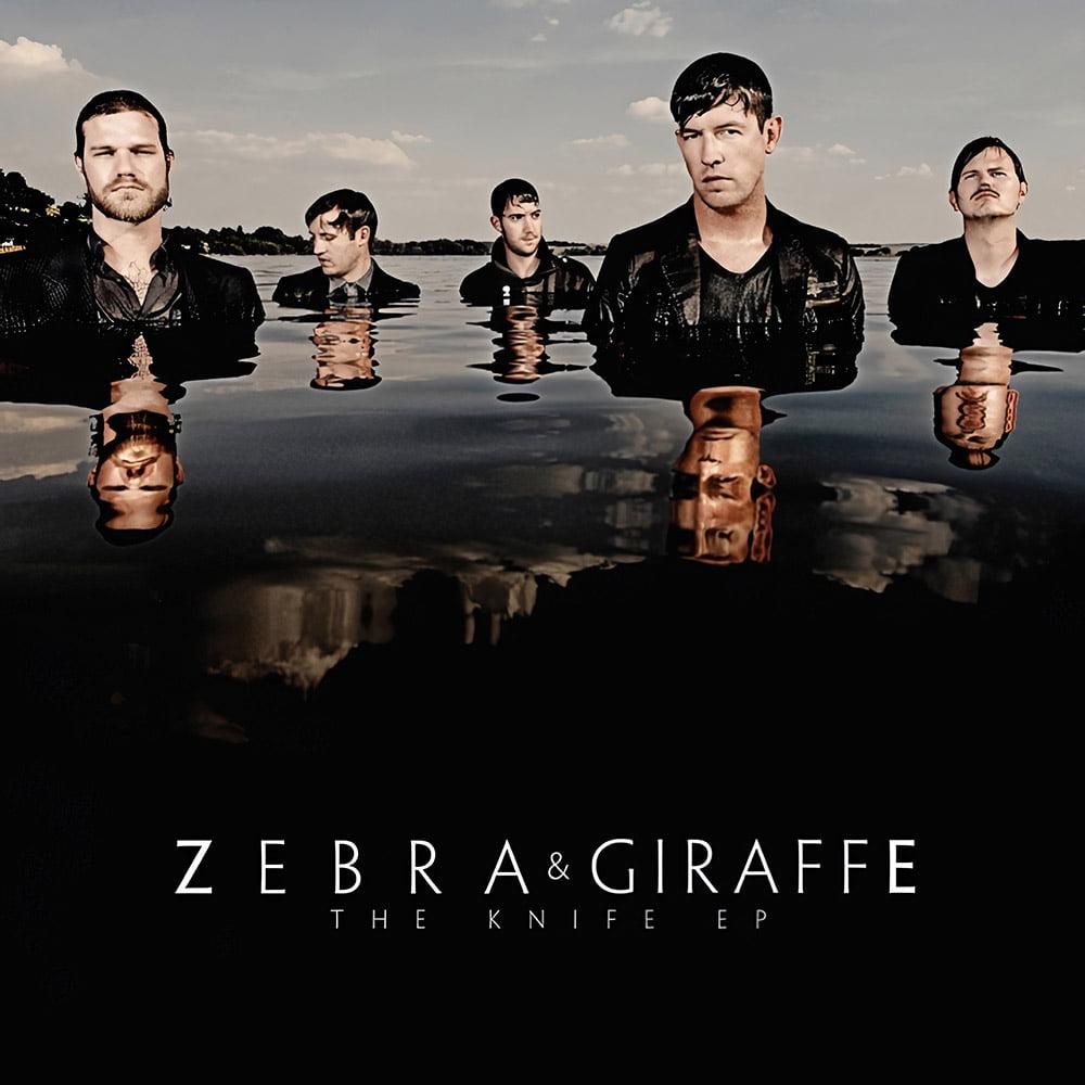 Zebra & Giraffe - The Knife EP artwork photographed by Marcus Maschwitz